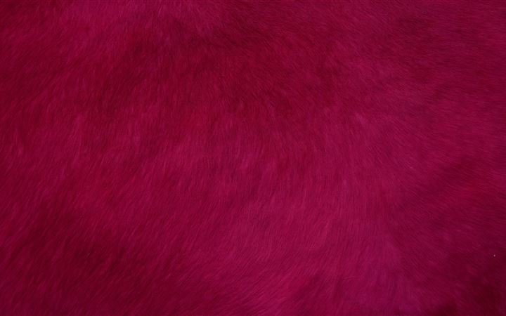 red smooth fur texture abstract 4k iMac wallpaper