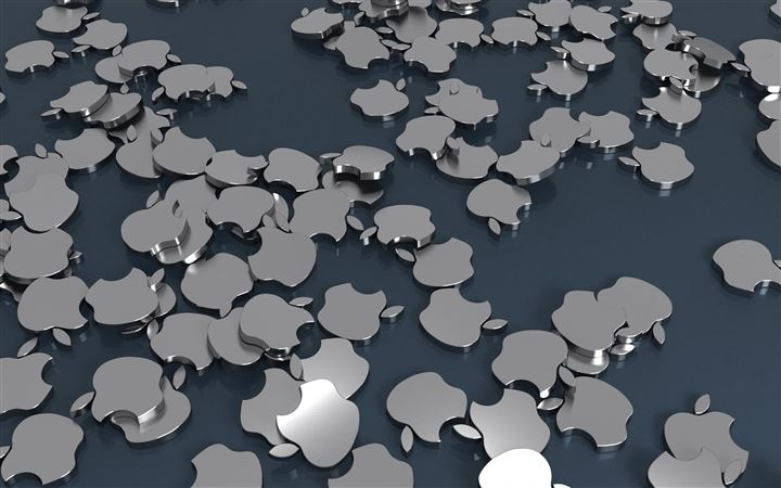 Apple Badges All Mac wallpaper