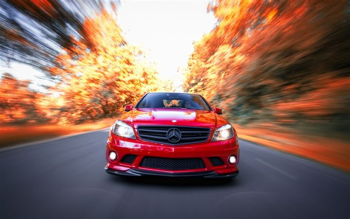 Mercedes Benz C63 Amg All Mac wallpaper