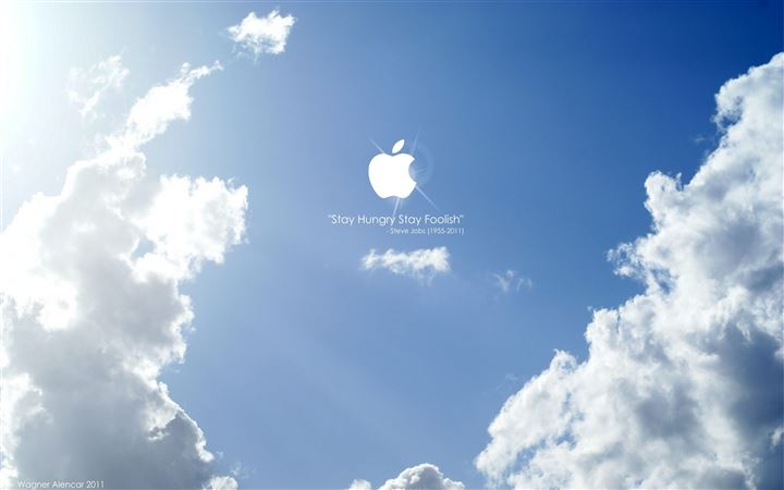 Stay hungry stay foolish All Mac wallpaper
