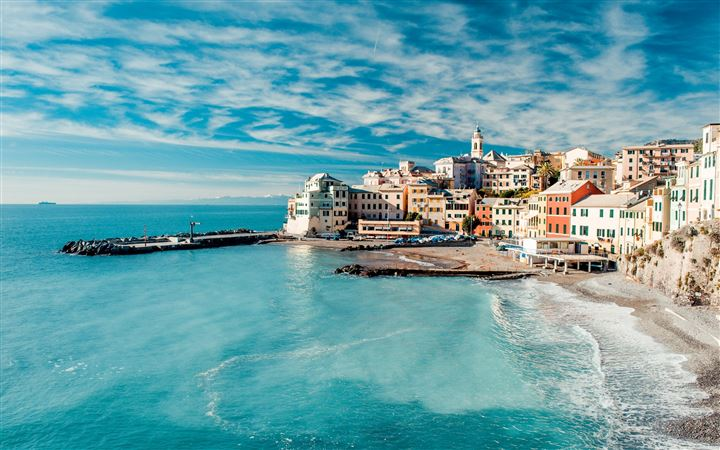 The Cinque Terre View All Mac wallpaper