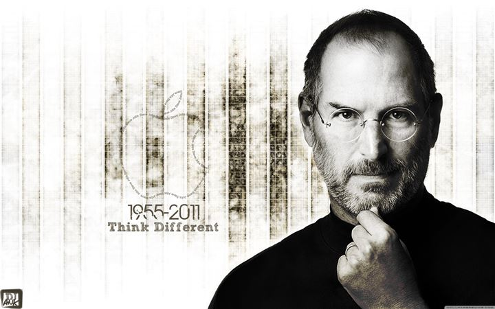 Think Different All Mac wallpaper