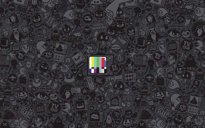 Tv Kills Everything All Mac wallpaper
