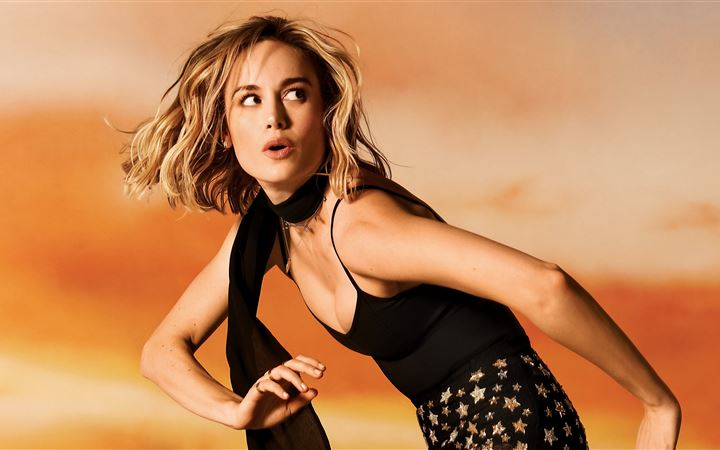 brie larson the hollywood reporter 2019 5k All Mac wallpaper