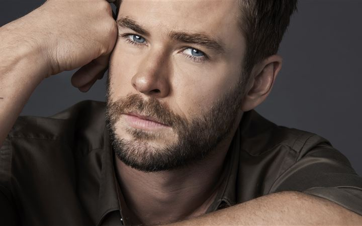 chris hemsworth 2019 8k All Mac wallpaper
