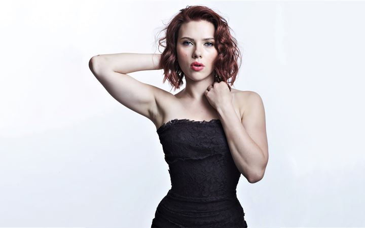 scarlett johansson 2020 5k All Mac wallpaper