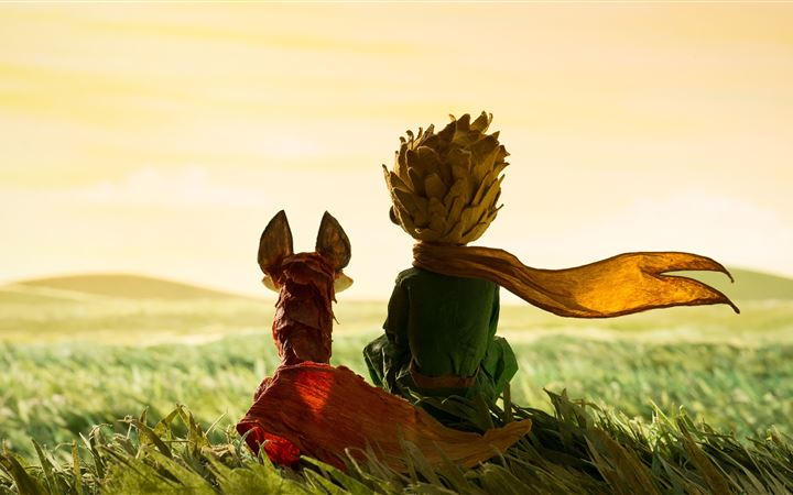 the little prince 10k All Mac wallpaper