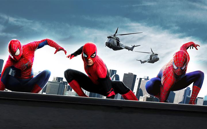 untitled spider man far from home sequel All Mac wallpaper