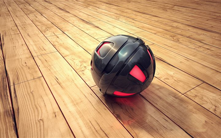 3D Sphere All Mac wallpaper