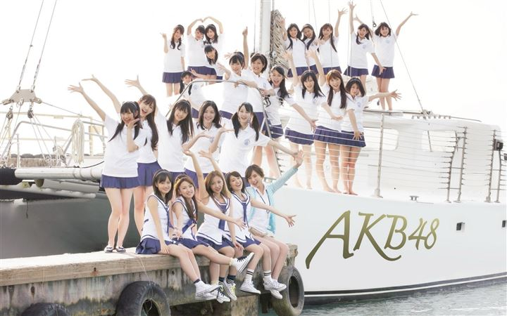 AKB48 All Mac wallpaper