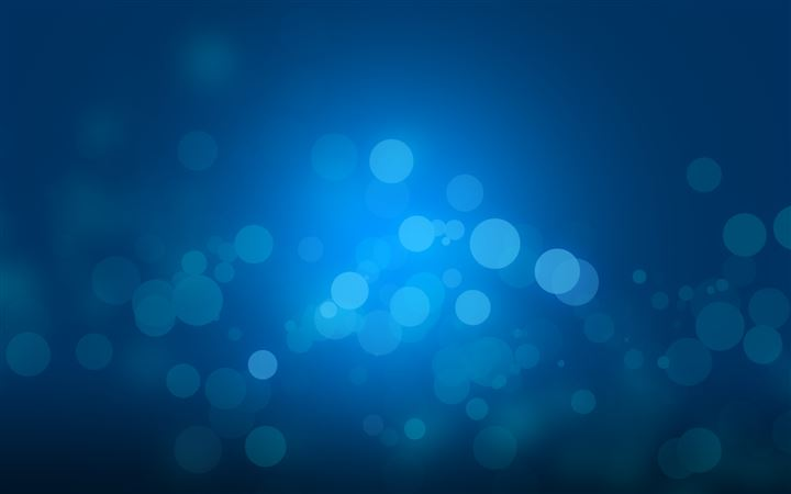 Abstract blue All Mac wallpaper