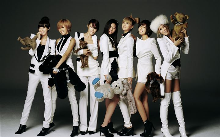 After School Band MacBook Air wallpaper