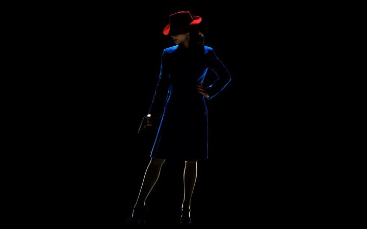 Agent Carter Marvel All Mac wallpaper