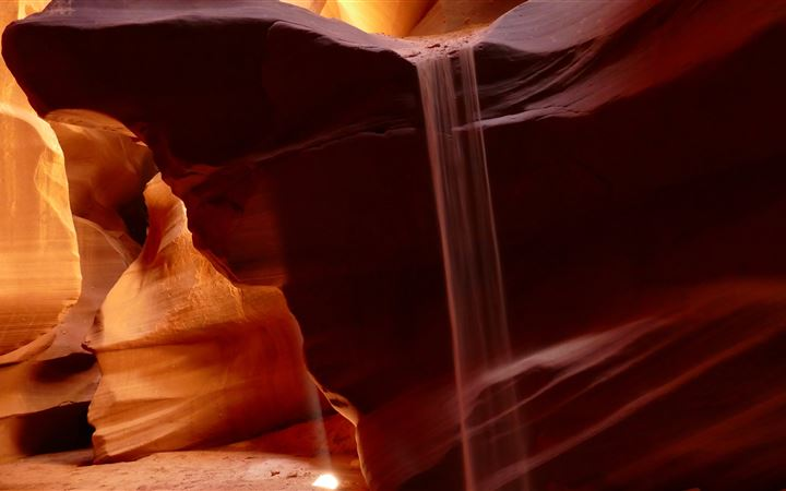 Antelope Canyon All Mac wallpaper
