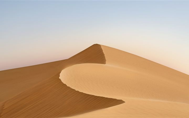 Arabian Desert, Dubai, UA... All Mac wallpaper