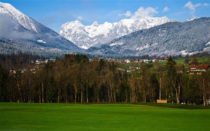 Berchtesgaden National Park All Mac wallpaper