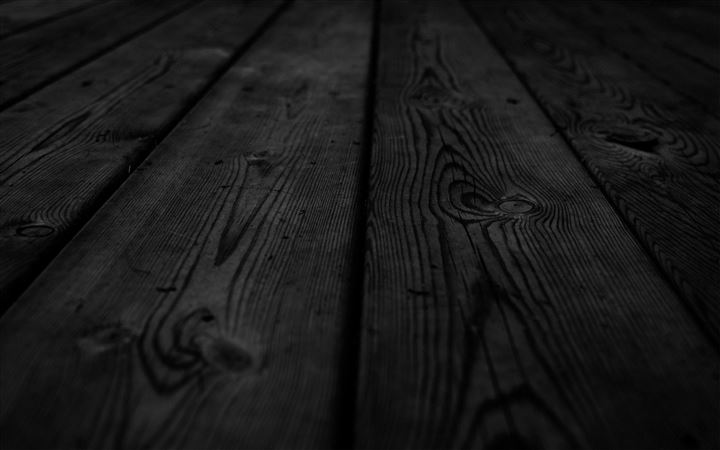 Black Wood All Mac wallpaper