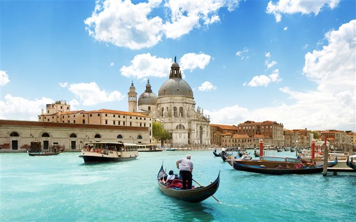 Cathedral Of Santa Maria Della Salute All Mac wallpaper
