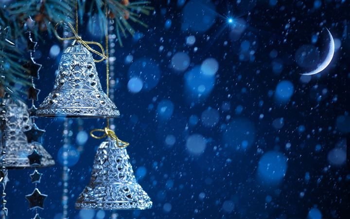 Christmas bells All Mac wallpaper