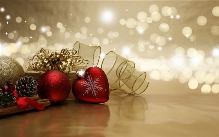 Christmas love All Mac wallpaper