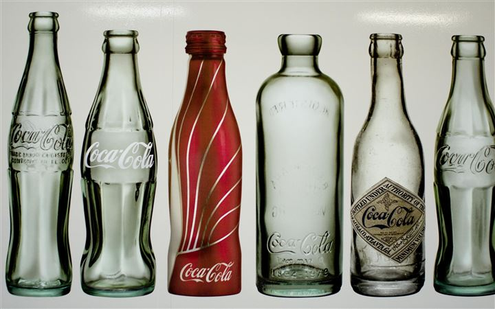 Coca Cola All Mac wallpaper