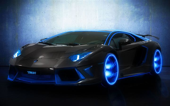 Cool Car MacBook Air wallpaper