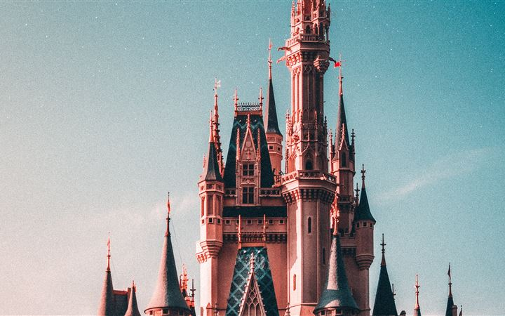 Disney Magic Kingdom, Dis... All Mac wallpaper