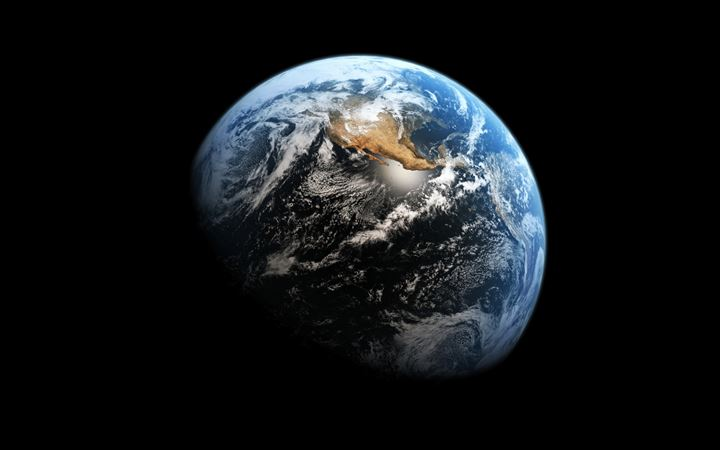 Earth 8 All Mac wallpaper