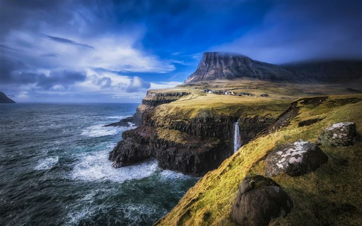 Faroe Islands All Mac wallpaper