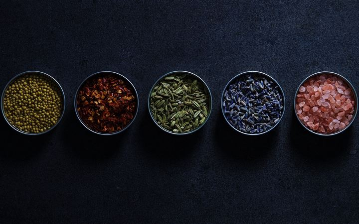 Five spices All Mac wallpaper