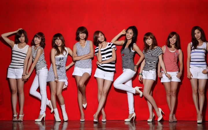 Girls Generation 3 All Mac wallpaper