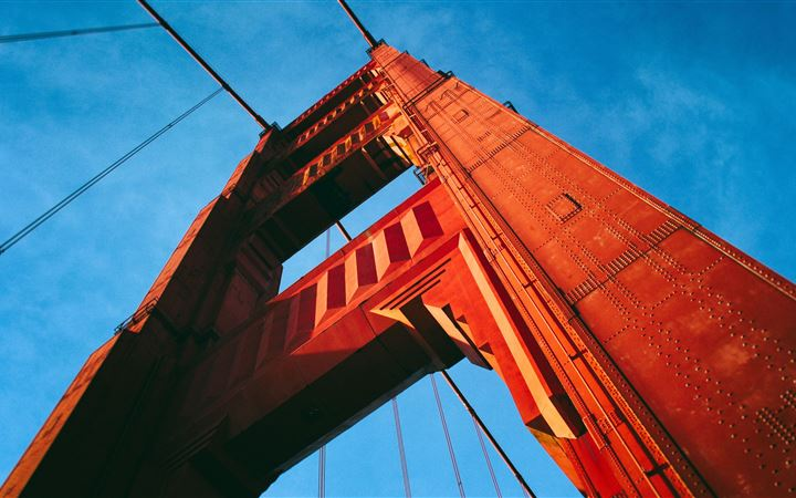 Golden Gate Bridge, San F... All Mac wallpaper