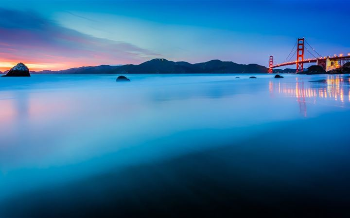 Golden Gate Bridge san francisco All Mac wallpaper