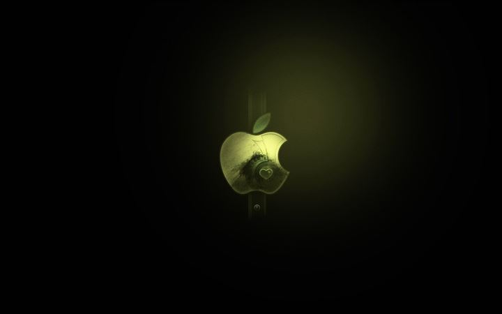 Heart Mac Apple All Mac wallpaper