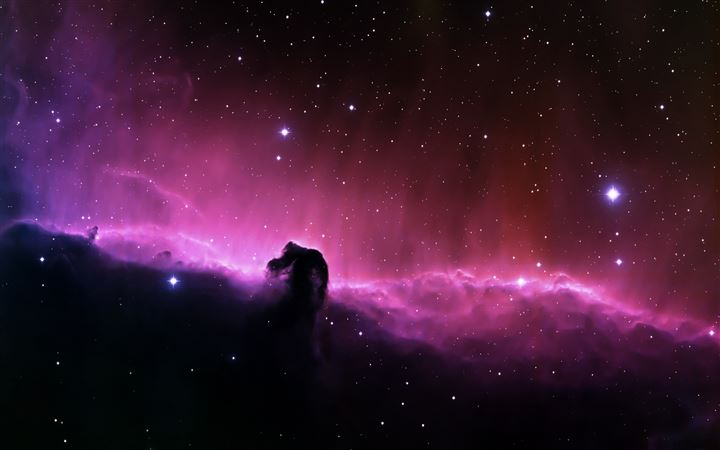 Horsehead Nebula All Mac wallpaper