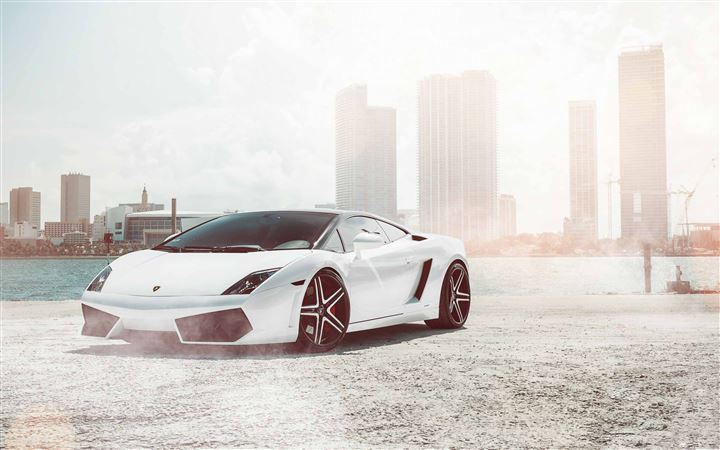Lamborghini Gallardo Supercar All Mac wallpaper