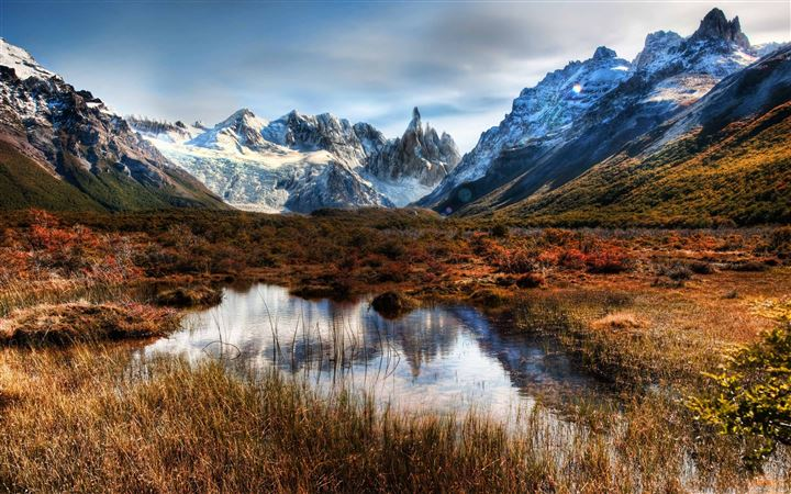 Landscape In Argentina All Mac wallpaper