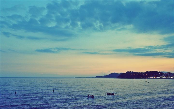 Lloret De Mar All Mac wallpaper