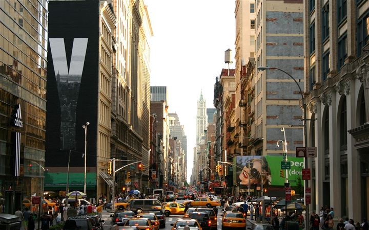 Manhattan World All Mac wallpaper