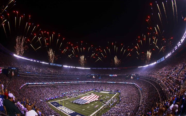 MetLife Stadium MacBook Air wallpaper