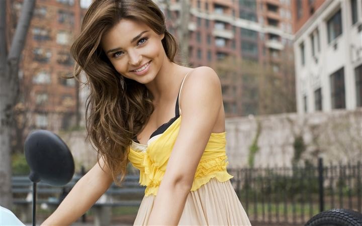 Miranda Kerr 2 All Mac wallpaper