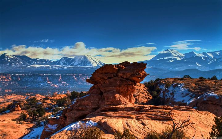 Moab Landscape All Mac wallpaper