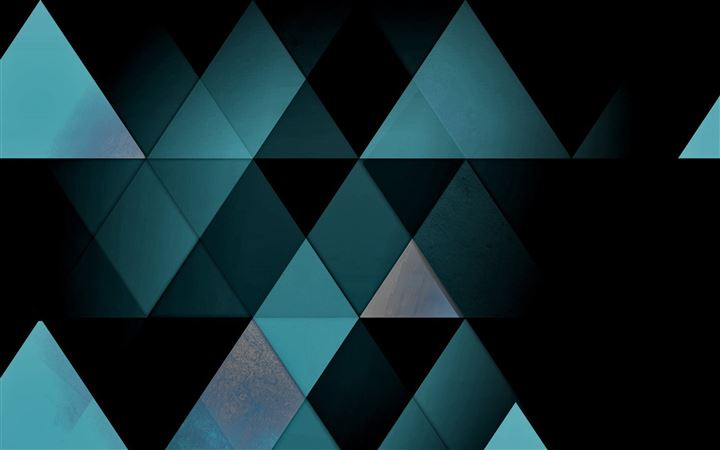 Mosaic Triangles MacBook Air wallpaper