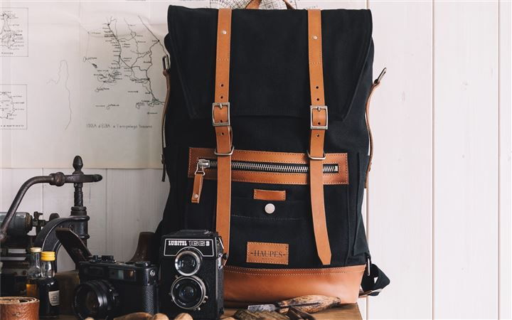 Our Avior backpack in the... All Mac wallpaper