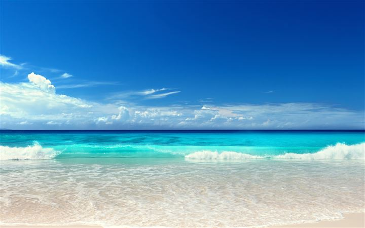 Pure Beach All Mac wallpaper