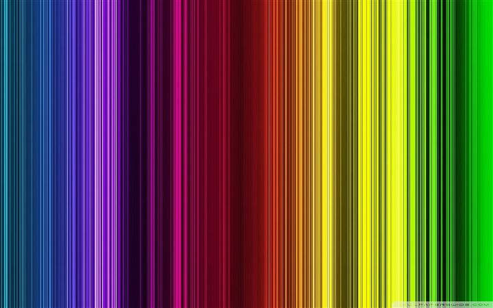 Rainbow background All Mac wallpaper