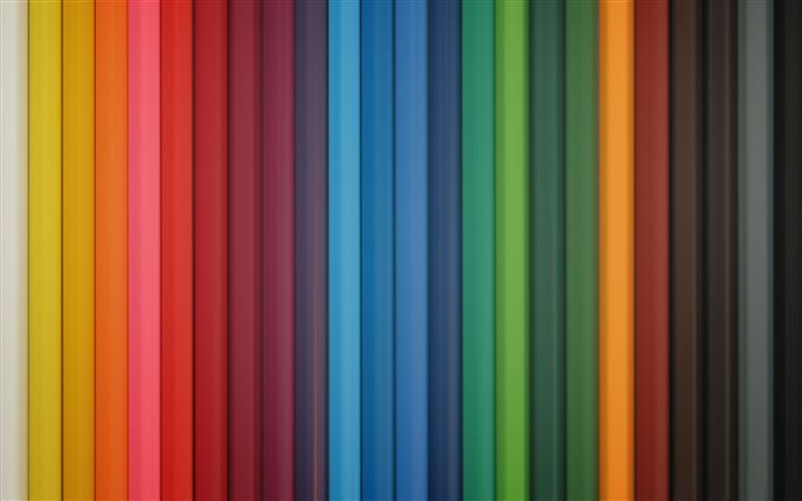 Rainbow All Mac wallpaper