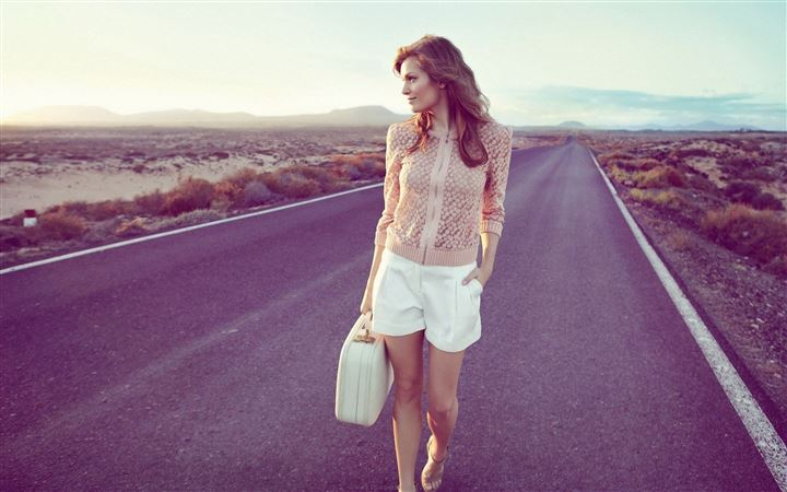 Road Beauty Travel All Mac wallpaper