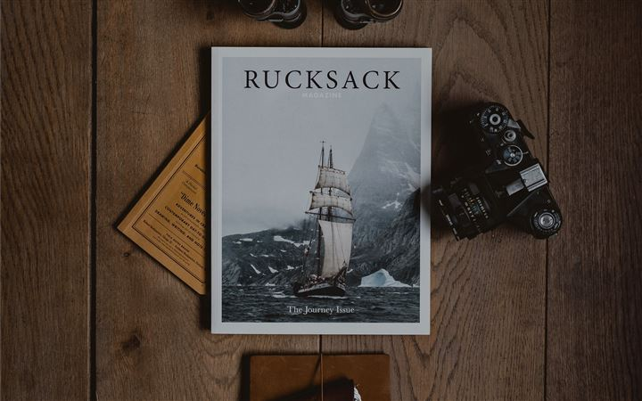 Rucksack book All Mac wallpaper
