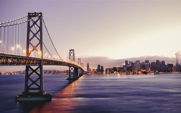San francisco golden gate bridge All Mac wallpaper